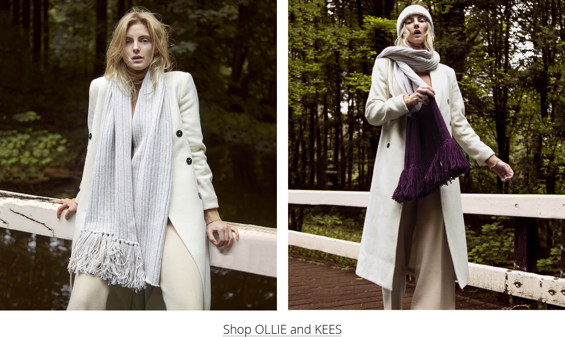 NEW collection OLLIE and KEES